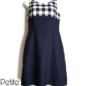 Kasper petite sheath dress size 4